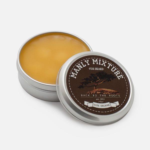 Микстура масло для бороды Manly mixture, купить в интернет-магазине Brutalbeard
