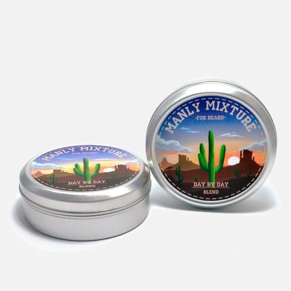 Мисктура (масло) для бороды Manly Mixture Day Bay Day Blend, купить в интернет-магазине Brutalbeard