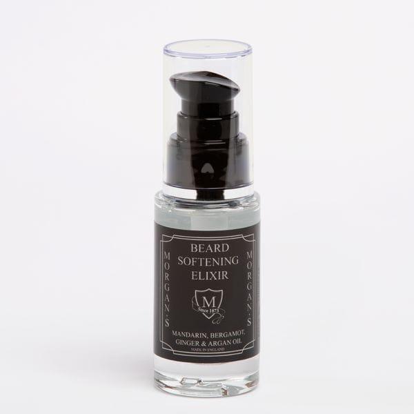 Смягчающий эликсир для бороды MORGAN'S, 30 мл, купить в интернет-магазине Brutalbeard