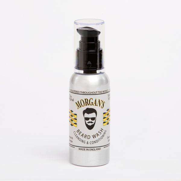 MORGAN'S Шампунь для бороды 100 мл, купить в интернет-магазине Brutalbeard