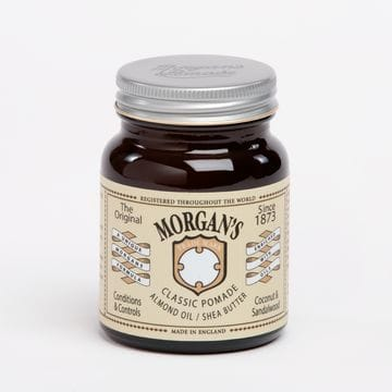 MORGAN'S Классическая помада с миндальным маслом и маслом ши 100ml