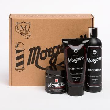 Подарочный набор для ухода за волосами и телом Morgan's