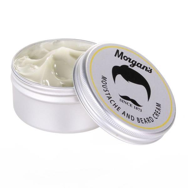 MORGAN'S смягчающий крем для усов и бороды 75 мл, фото 1