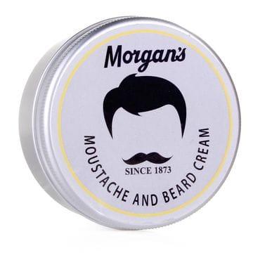 MORGAN'S смягчающий крем для усов и бороды 75 мл