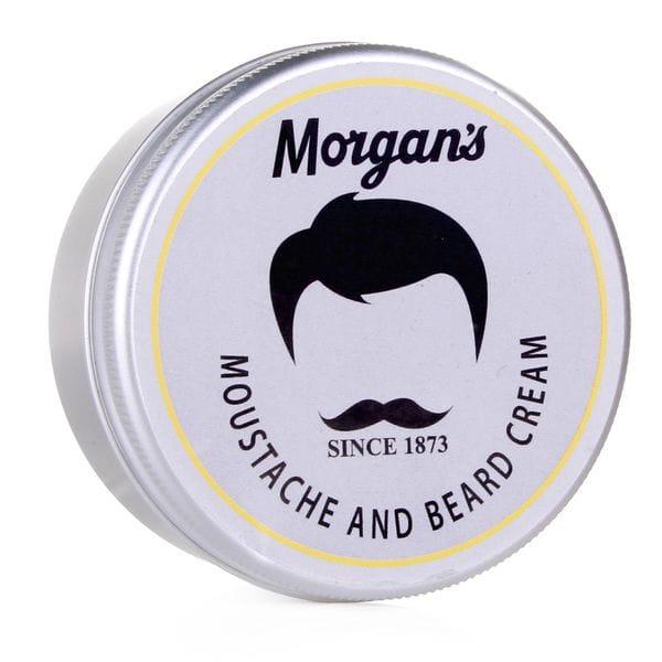 MORGAN'S смягчающий крем для усов и бороды 75 мл, купить в интернет-магазине Brutalbeard
