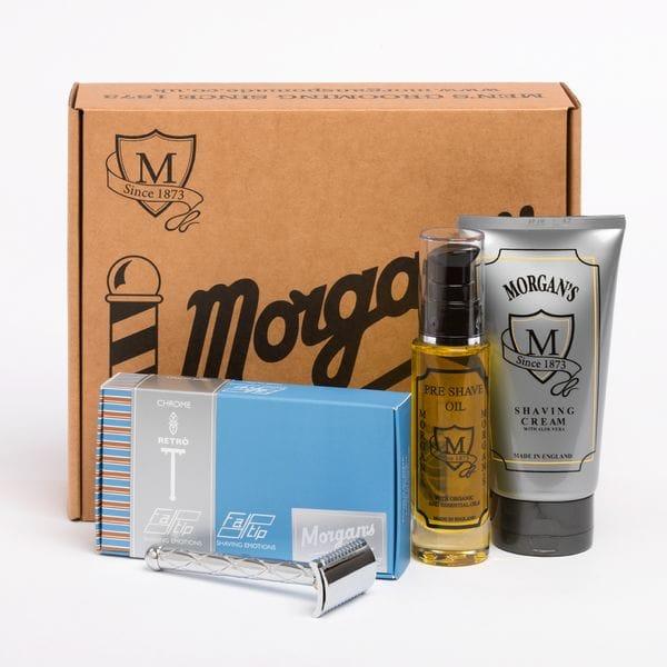 Подарочный набор для бритья Morgan's, купить в интернет-магазине Brutalbeard