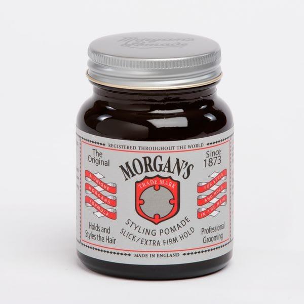 Помада экстра-сильной фиксации Morgan's Styling Pomade – Slick / Extra Firm Hold, купить в интернет-магазине Brutalbeard