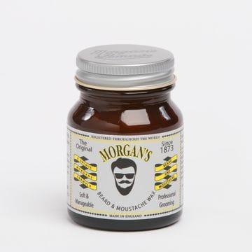 MORGAN'S Воск для бороды и усов 50 г