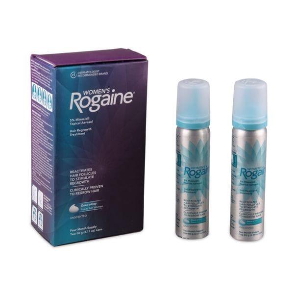 Пена Регейн для женщин (Rogaine Women's)  5 %, купить в интернет-магазине Brutalbeard