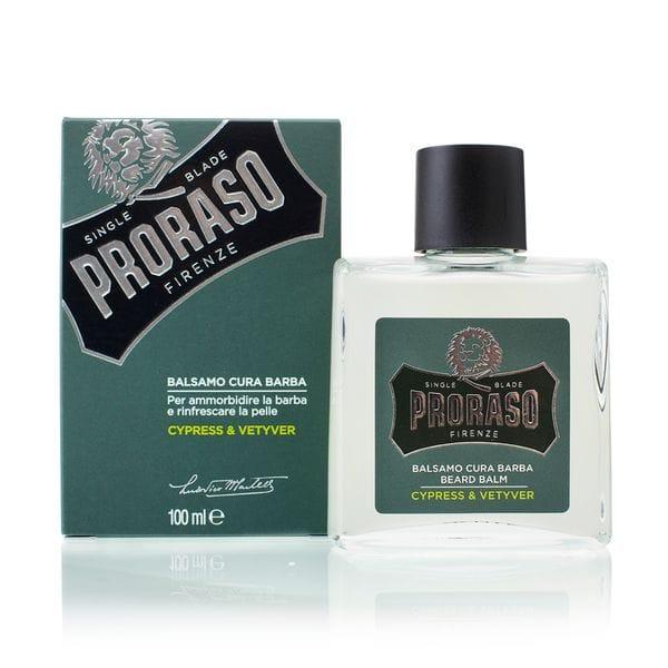 Бальзам для бороды Proraso CYPRESS & VETYVER 100ml, купить в интернет-магазине Brutalbeard