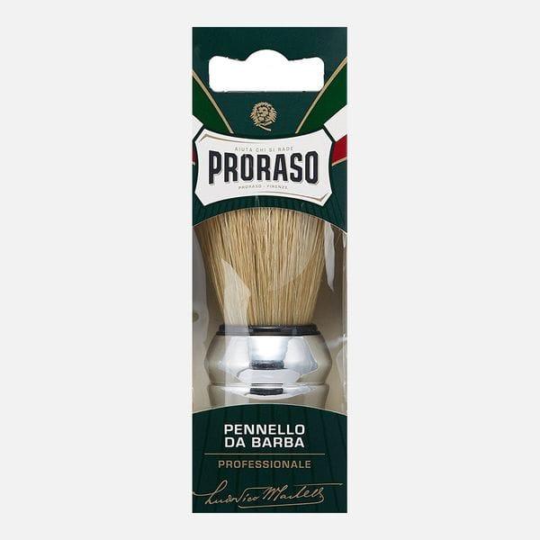 Помазок для бритья Proraso Professional Shaving Brush с щетиной из натурального кабана, купить в интернет-магазине Brutalbeard