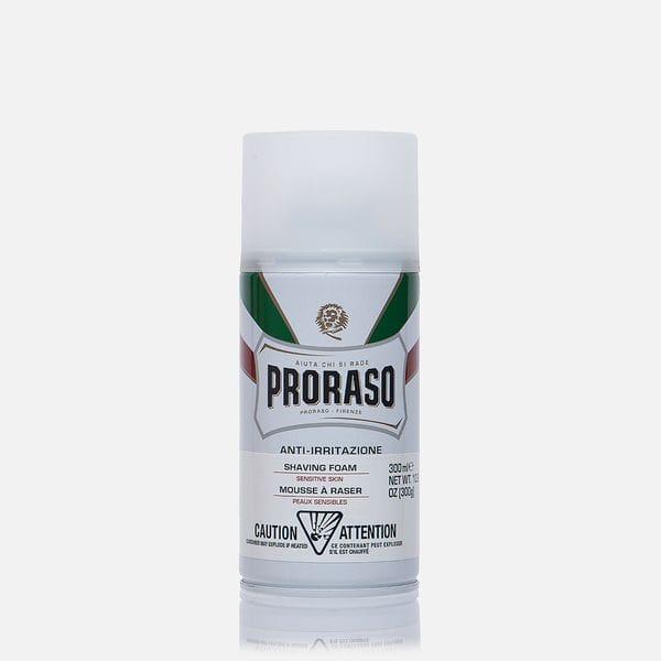 Пена для бритья Proraso Anti-irritashion Large 300ml, купить в интернет-магазине Brutalbeard