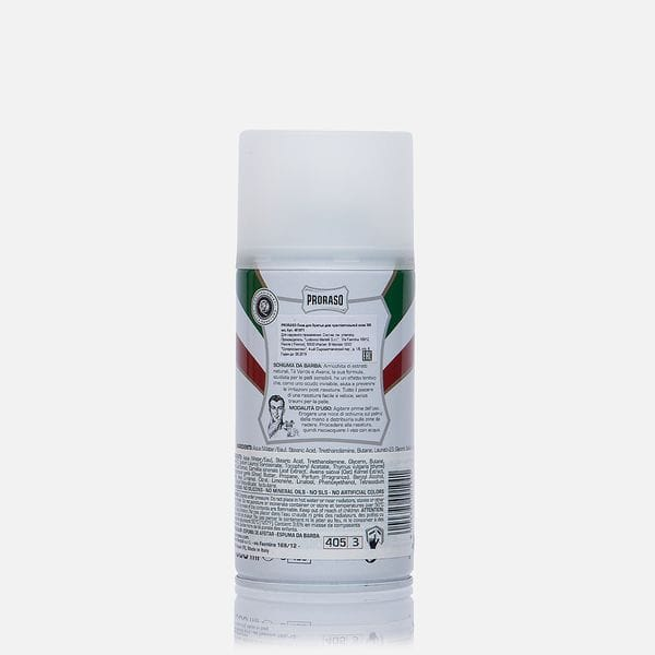 Пена для бритья Proraso Anti-irritashion Large 300ml, фото 2