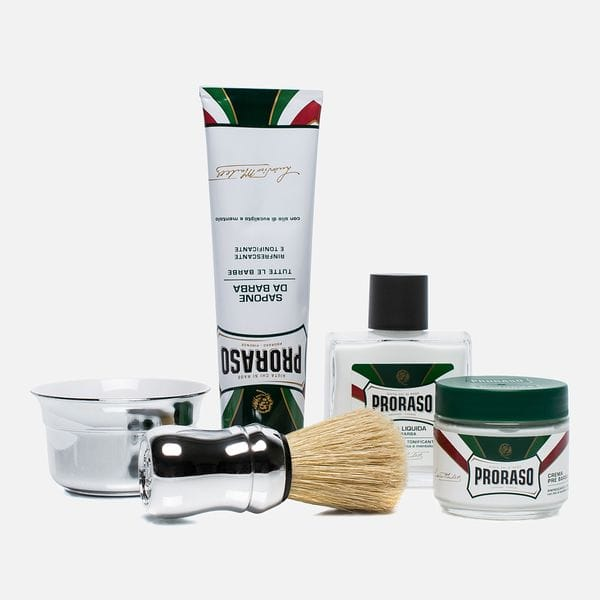 Подарочный набор для бритья Proraso Classic Full Shaving Metal Box, фото 1