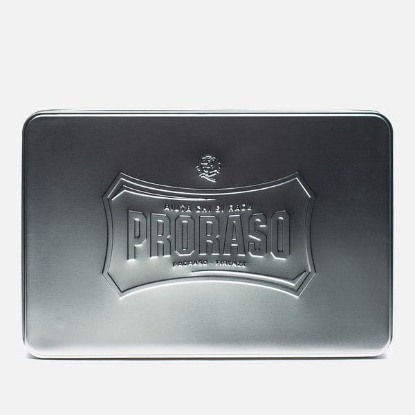 Подарочный набор для бритья Proraso Classic Full Shaving Metal Box, фото 3