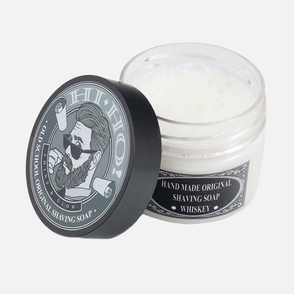 Мыло для бритья Hi-Ho в банке, фото 1