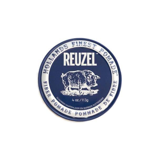 Паста Reuzel Fiber Pomade на водной основе средней фиксации, 113 гр, купить в интернет-магазине Brutalbeard
