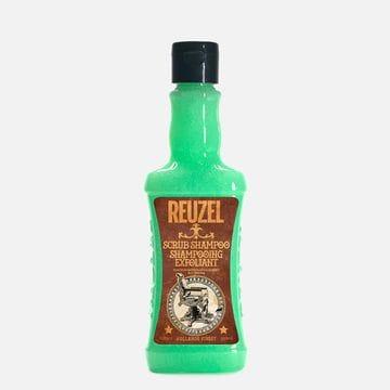 Скраб-шампунь Reuzel Scrub Shampoo для очищения от укладочных средств