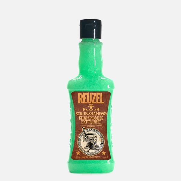 Скраб-шампунь Reuzel Scrub Shampoo для очищения от укладочных средств, купить в интернет-магазине Brutalbeard