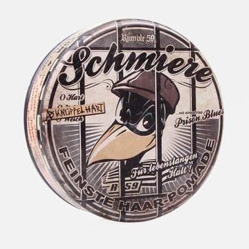 Помада для волос Schmiere - Special Edition rock-hard Prison Blues сильной фиксации