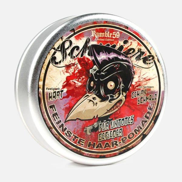 Помада для волос Schmiere - Special Edition Zombie strong сильной фиксации, купить в интернет-магазине Brutalbeard