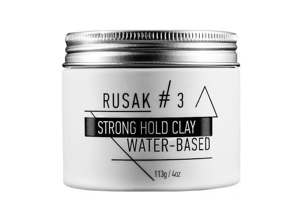 Глина Rusak #3 Сильной фиксации, купить в интернет-магазине Brutalbeard