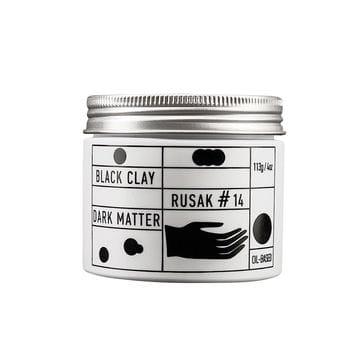 Глина Rusak #14 средней фиксации special - dark matter