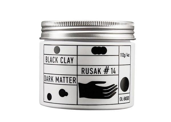 Глина Rusak #14 средней фиксации special - dark matter, купить в интернет-магазине Brutalbeard