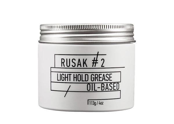 Бриолин Rusak #2 легкой фиксации, купить в интернет-магазине Brutalbeard