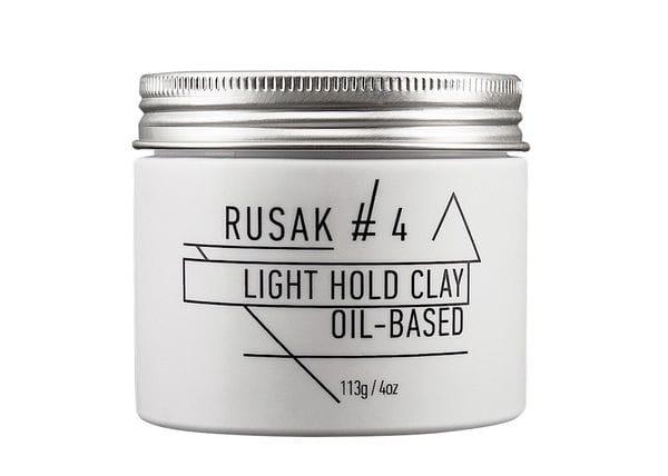 Глина Rusak #4 Легкой фиксации, купить в интернет-магазине Brutalbeard