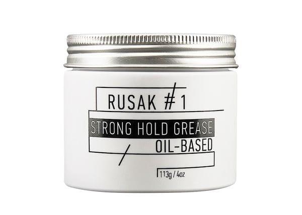 Бриолин Rusak #1 сильной фиксации, купить в интернет-магазине Brutalbeard