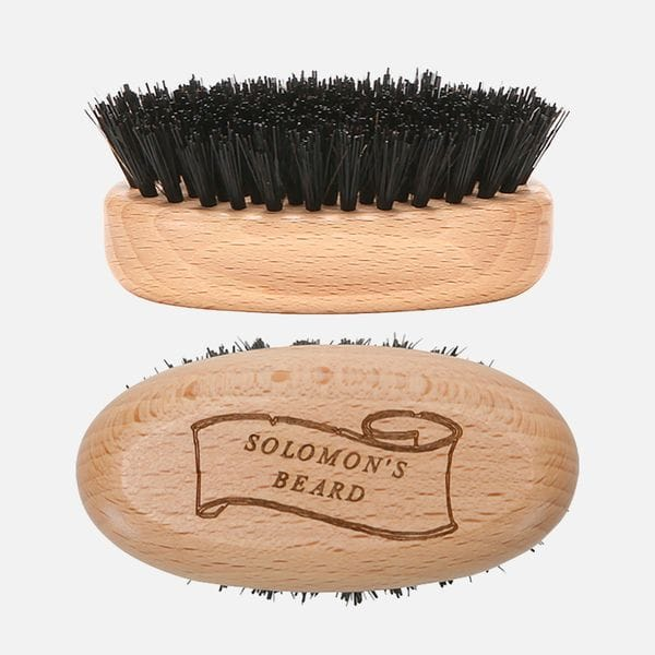 Щетка для бороды Solomon's Beard Beard Brush, фото 4