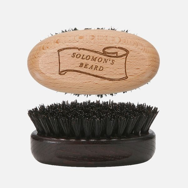 Щетка для бороды Solomon's Beard Beard Brush, купить в интернет-магазине Brutalbeard