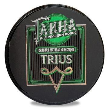 Глина для укладки волос Trius