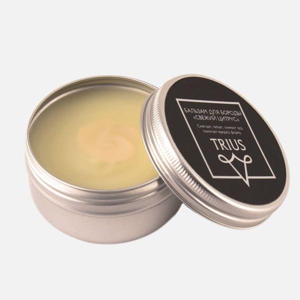 Бальзам для бороды свежий цитрус - бренд Trius, фото 1