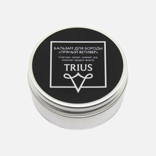 Бальзам для бороды Trius пряный ветивер, купить в интернет-магазине Brutalbeard