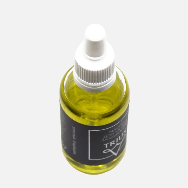 Масло для бороды Trius Premium Без аромата, фото 1