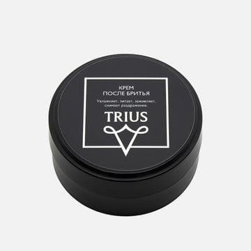 Крем-бальзам после бритья с ментолом Trius