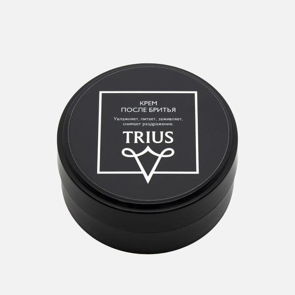 Крем-бальзам после бритья с ментолом Trius, купить в интернет-магазине Brutalbeard