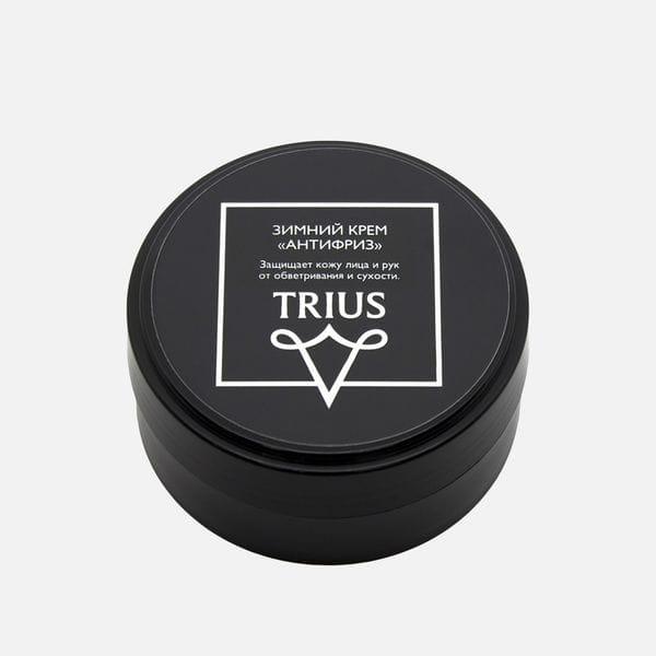 Мужской зимний крем антифриз для лица и рук Trius, купить в интернет-магазине Brutalbeard