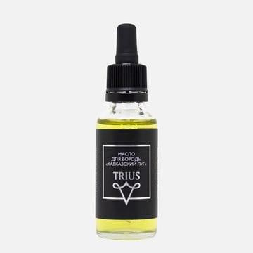 Масло Premium Trius для ухода за бородой Кавказский луг