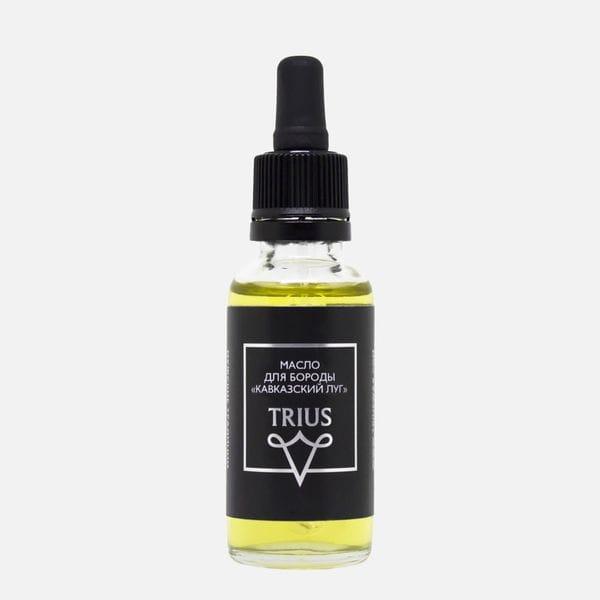 Масло Premium Trius для ухода за бородой Кавказский луг, купить в интернет-магазине Brutalbeard