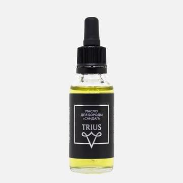 Масло для бороды Trius Premium Сандал