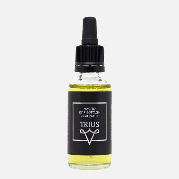 Масло для бороды Trius Premium Сандал, купить в интернет-магазине Brutalbeard