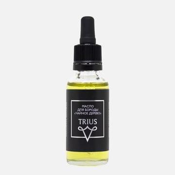 Масло для бороды Trius Premium Чайное дерево