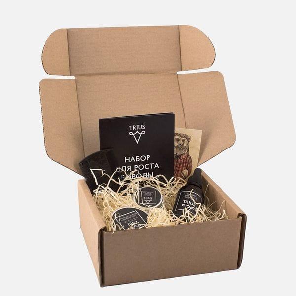 Подарочные наборы Для роста, производитель Trius - в интернет-магазине Brutalbeard
