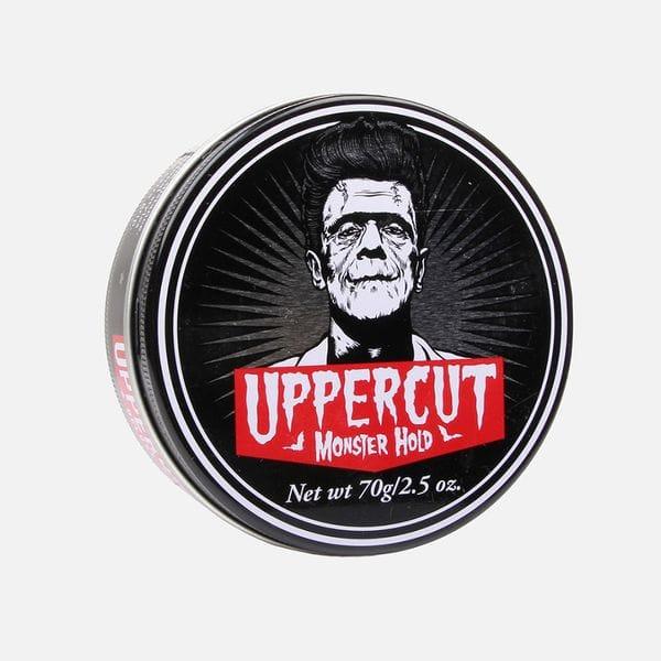 Воск для укладки волос Uppercut Deluxe Monster Hold сильной фиксации, купить в интернет-магазине Brutalbeard