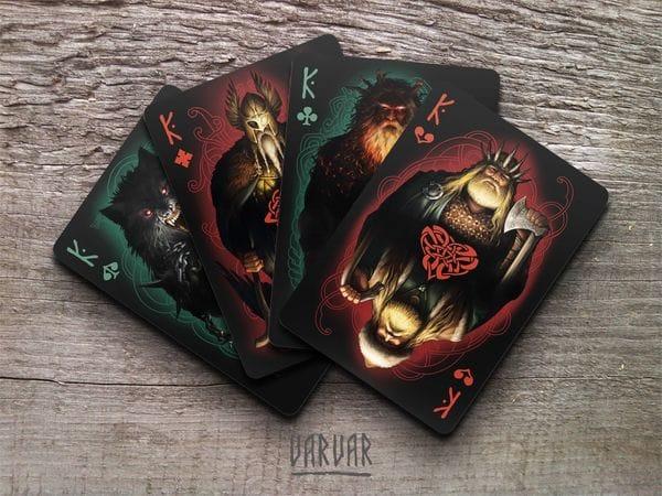 Мерч Игральные карты