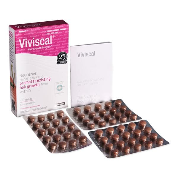 Женские витамины Viviscal extra strength, купить в интернет-магазине Brutalbeard