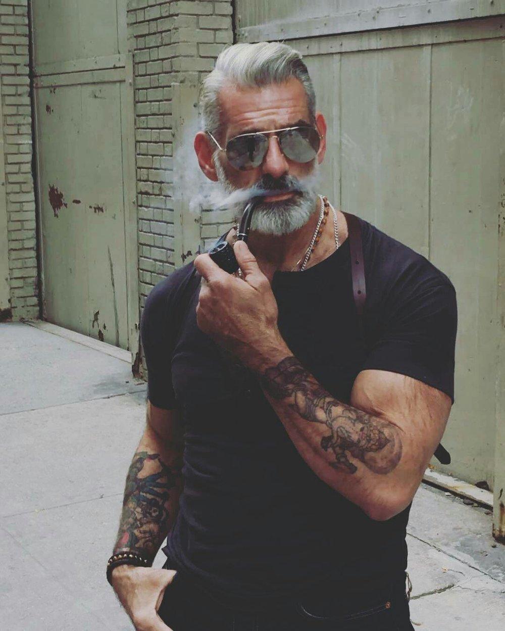 борода стиль